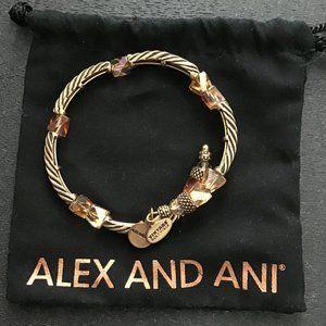 ALEX AND ANI Candlelight Wrap Bracelet